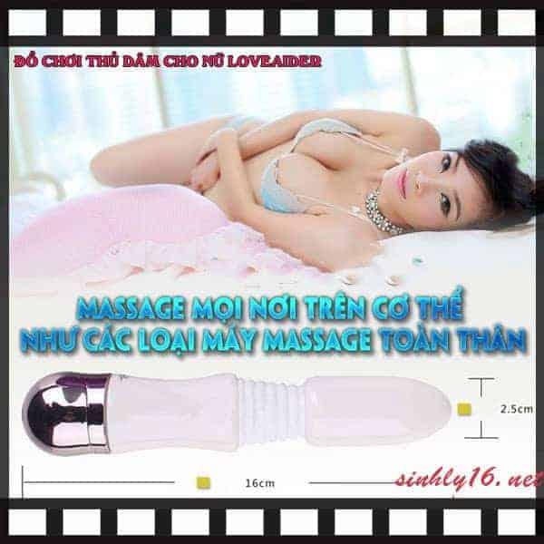 Chày ring Loveaider có thể massage toàn thân