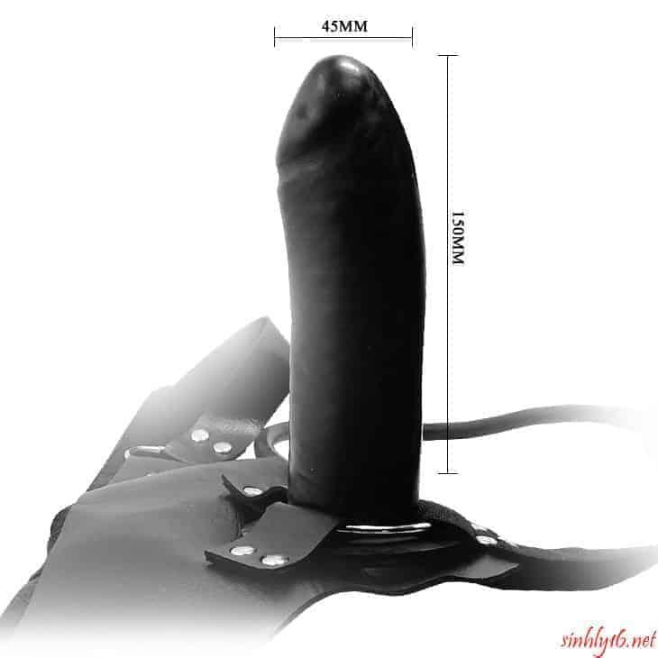 Kích thước dương vật dây đeo bơm hơi
