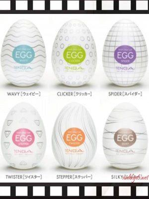 Trứng rung tenga gọn nhẹ