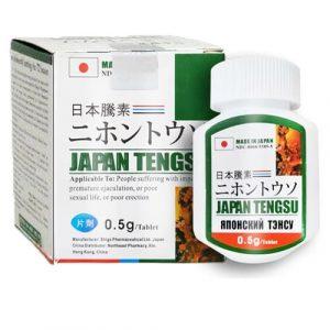 Thuốc Japan Tengsu 500mg chính hãng của Nhật Bản