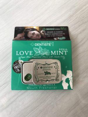 Kẹo kích dục nữ LOVE MINT chính hãng Thái Lan
