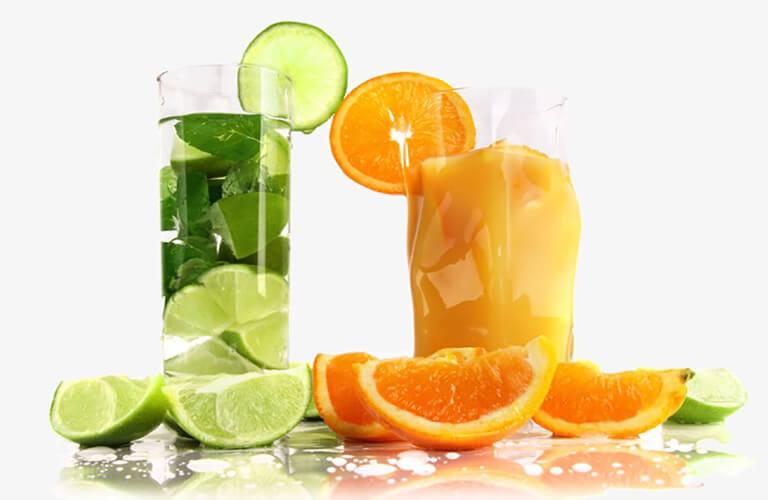 Cách giải thuốc kích dục nữ Blue Wizard có tác dụng nhất là dùng các loại thức uống có vị chua như cam, chanh...