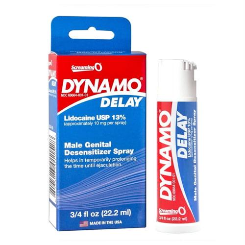 Thuốc xịt Dynamo Delay chính hãng USA trị xuất tinh sớm